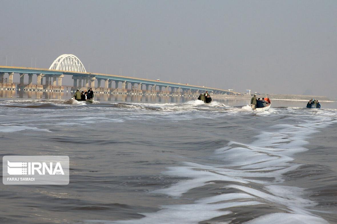 خبرنگاران احیای دریاچه ارومیه، اقدامی طلایی در زندگی دوباره حیات وحش