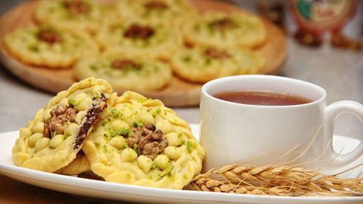طرز تهیه شیرینی کلمپه کرمان