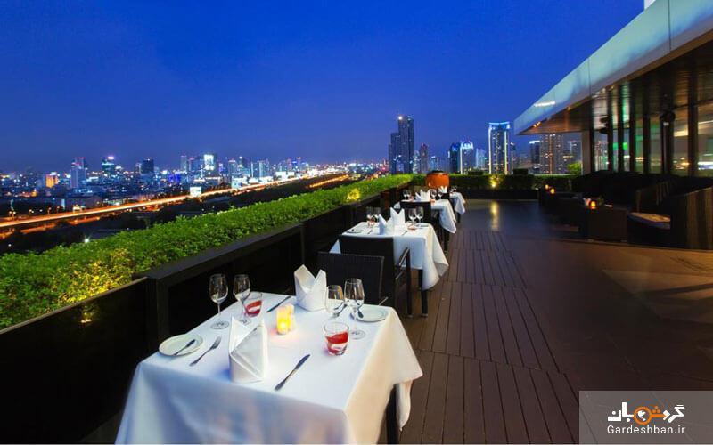 هتل استین ماکاسان بانکوک در قلب منطقه تجاری شهر