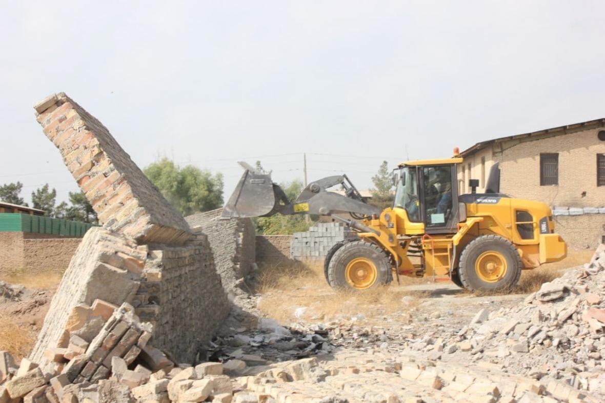 خبرنگاران ایجاد کمیته تخریب ساخت و سازهای غیرمجاز در دلفان لازم است