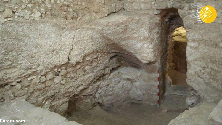 (تصویر) خانه دوران کودکی حضرت عیسی پیدا شد!