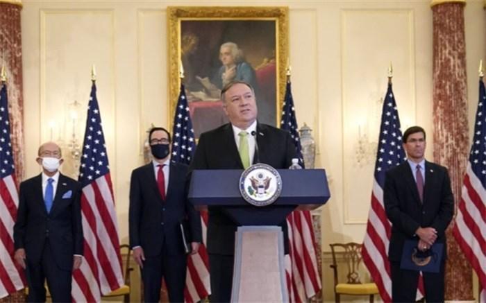آمریکا تحریم های مهاجرتی علیه مقامات چین اعمال کرد