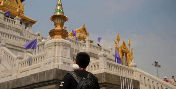 3هزار خارجی بعد از کاهش محدودیت ها از تایلند بازدید کردند