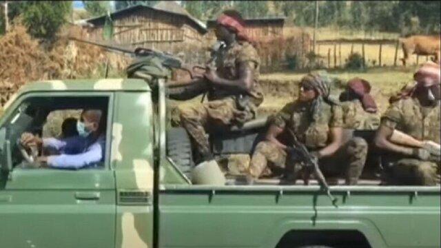 اعتراف دولت اتیوپی به تیراندازی به اعضای سازمان ملل در تیگرای