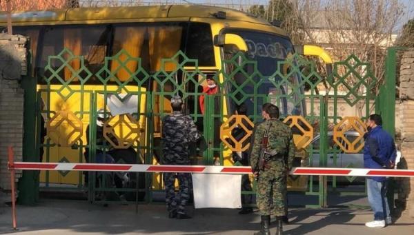 (عکس) اتفاق عجیب و باورنکردنی در مشهد