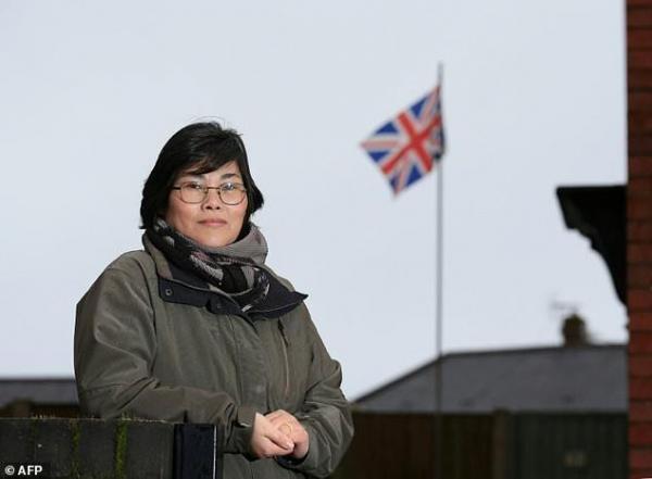 زن فراری کره شمالی به دنبال کاندیداتوری در انتخابات انگلیس است