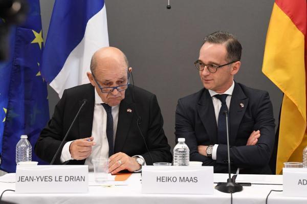 خبرنگاران برجام محور گفت وگوی وزرای خارجه آلمان و فرانسه