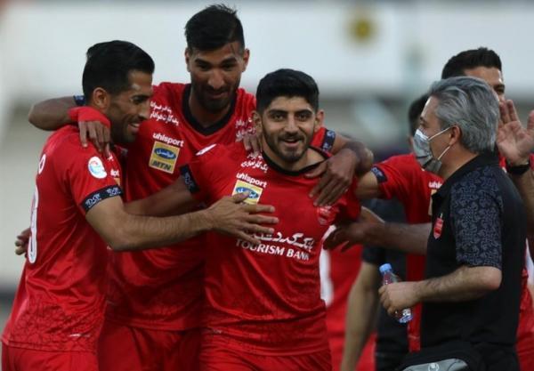 لیگ برتر فوتبال، پرسپولیس با شکست نساجی صدرنشین شد، فرصت سوزی های ادامه دار شاگردان گل محمدی