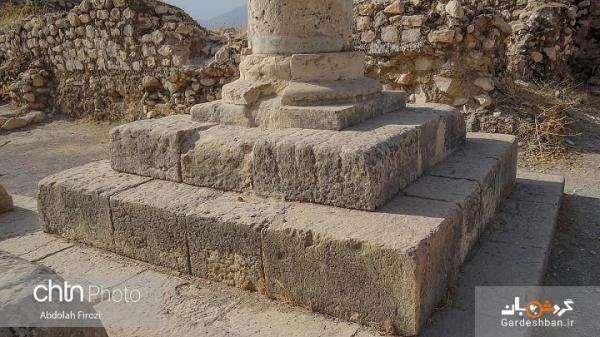 بنای یادبود شهر جهانی بیشاپور