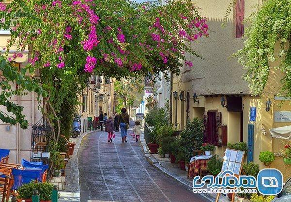 پایتخت تاریخی یونان و جاذبه هایی که دارد