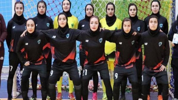 شکست هیأت فوتبال اصفهان مقابل پارس آرا شیراز