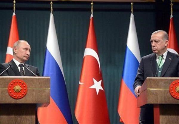 گفتگوی پوتین و اردوغان درباره تحولات اوکراین و مبارزه با کرونا