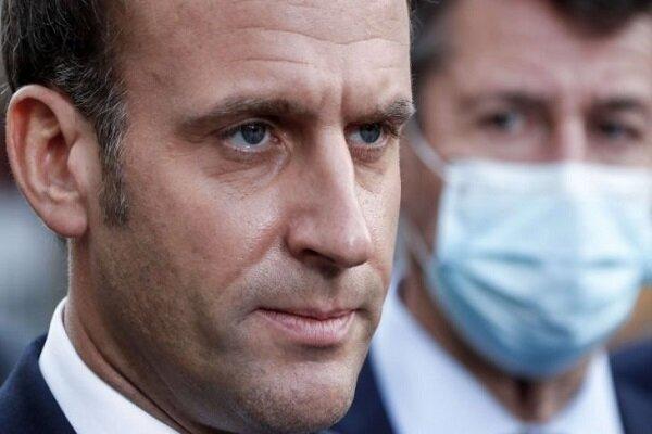 59 درصد فرانسوی ها ماکرون را رئیس جمهور بد می دانند