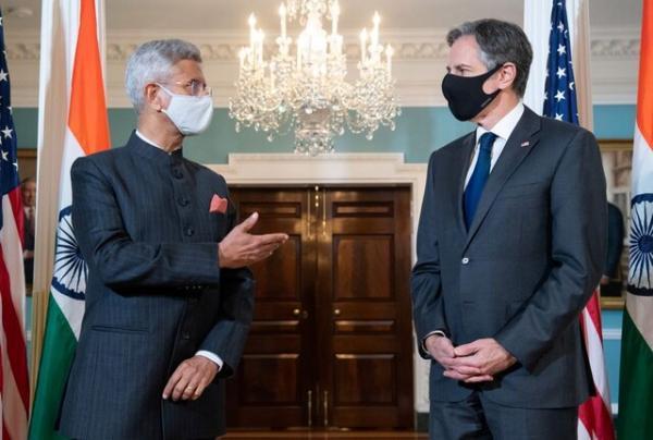 بلینکن: آمریکا و هند در مقابله با کووید 19 متحد هستند