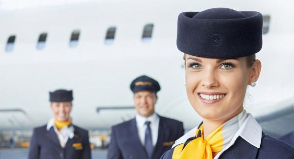 بخشنامه های هواپیمایی لوفتهانزا