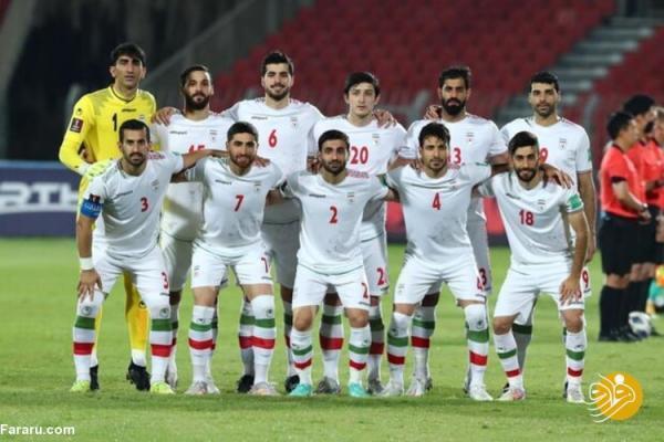 ایران سومین تیم گران قیمت آسیا