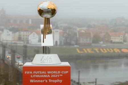 جام دنیای فوتسال ؛ ایران حریف قهرمان دنیا و آمریکا شد