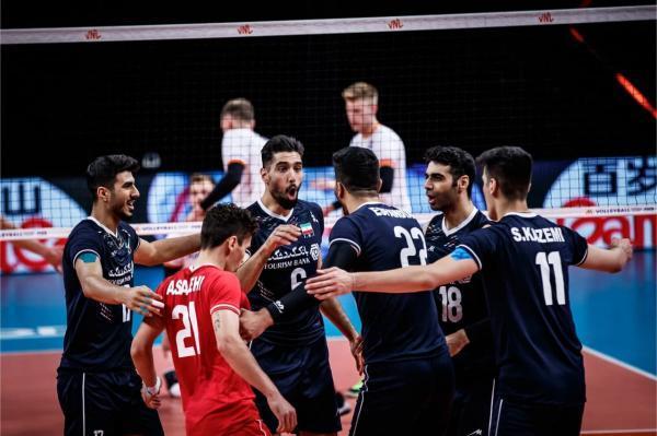 ایران 3 - هلند 0؛ اولین پیروزی با نمایشی دلپذیر