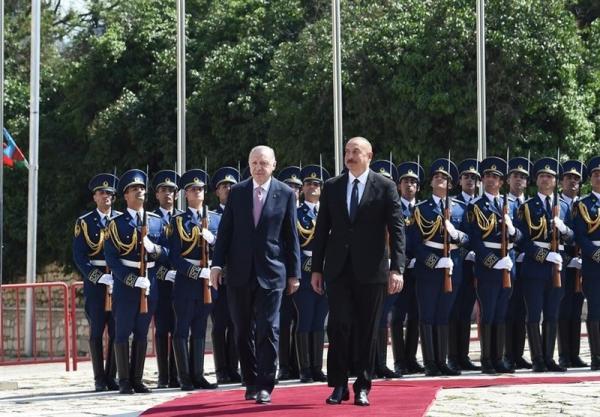 سفر اردوغان به شوشا؛ اهداف نو ترکیه در قره باغ و جمهوری آذربایجان چیست؟