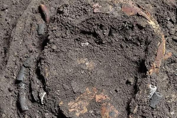 (ویدئو) کشف اسکلت کودک 12 هزار ساله در بهشهر
