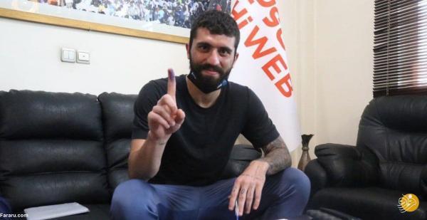 محمد دانشگر با استقلال تمدید کرد