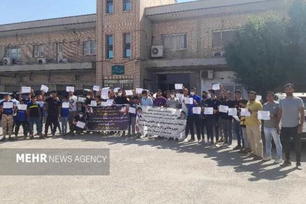 اعتراض طرفداران استقلال ملاثانی نسبت به دست اندازی به مالکیت تیم